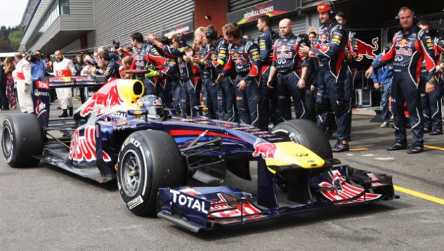 Red Bull и Renault Sport