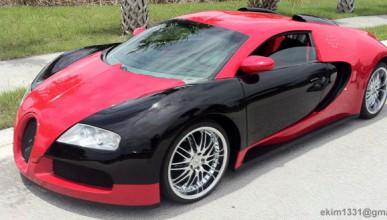 Bugatti Veyron 16.4 за продан