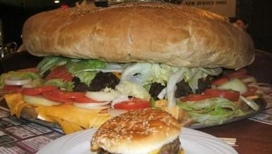 Обичаме хамбургери!