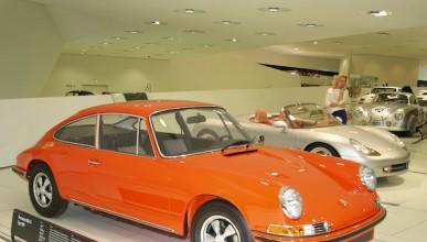 Родното място на Porsche