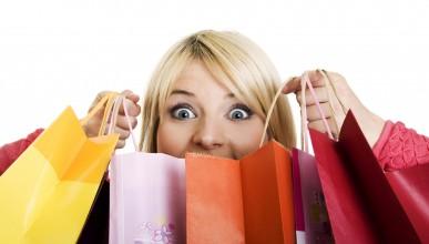 Жените и шопингът