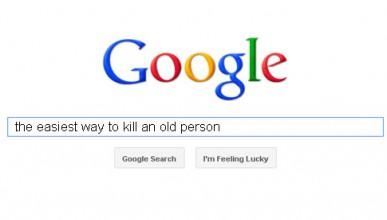Google предотврати убийство
