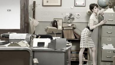 Какво правят жените на работа?