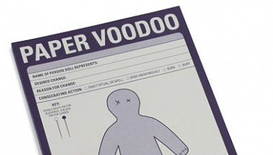 Voodoo тефтер