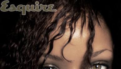 Риана в Esquire