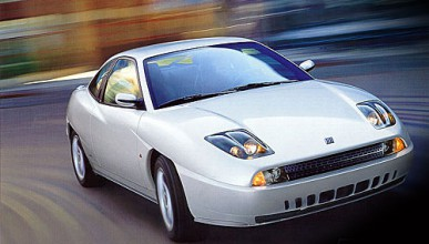 Fiat Coupe AWD