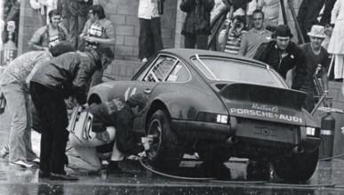 Ч.Р.Д на Porsche Le Mans