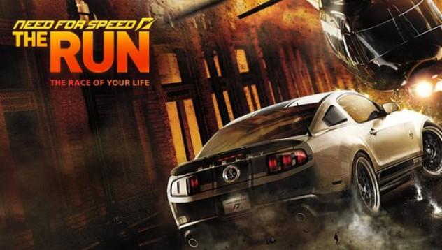 Новият Need For Speed The Run