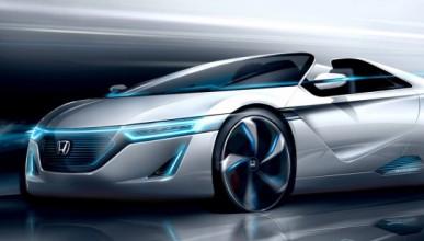 Honda и спортен електрически хибрид!
