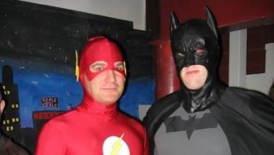 Батман и Светкавицата
