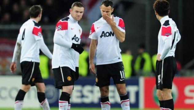 Манчестър Юнайтед отпадна от Шампионска лига