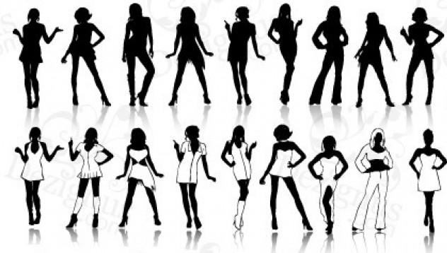 Типовете женски тела