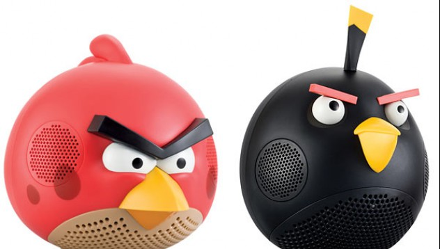 Angry speakers