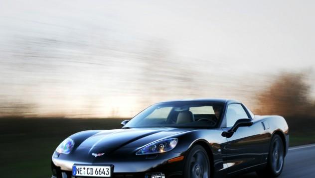 Ярост от Corvette