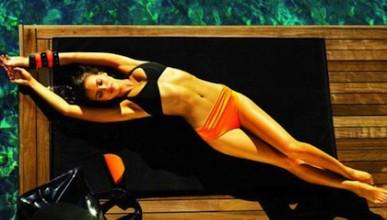 Ирина Шейк показа перфектната си кожа