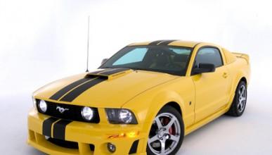 Палав Mustang