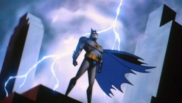 Батман с анимирана версия