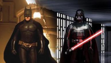 Вейдър срещу Батман
