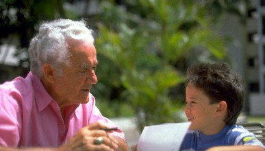 Липсваш ми, дядо!