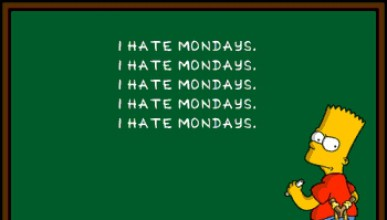 Понеделник
