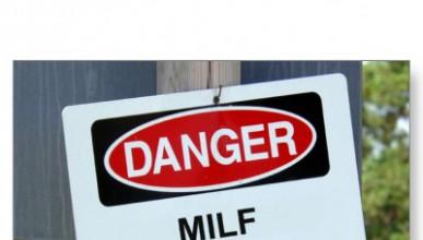 Хищна MILF-ка