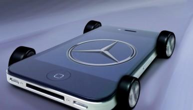 Mercedes-Benz и  Siri
