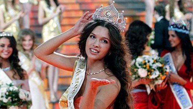 Българка стана Мис Русия 2012