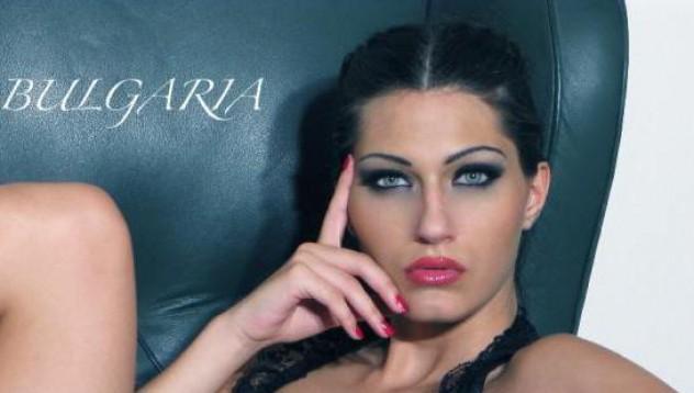 Виктория Радина в Playboy