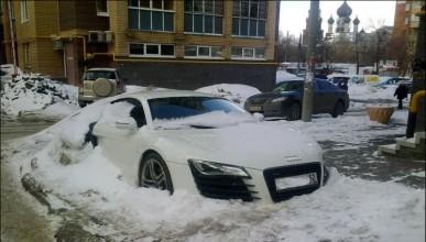 Руската зима