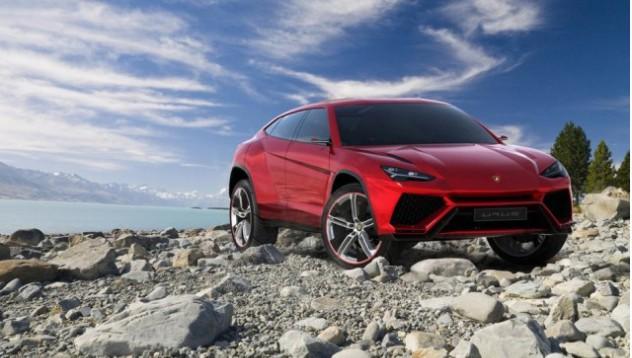 Lamborghini подготвят джип