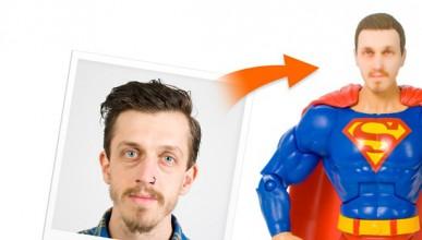Стани супергерой