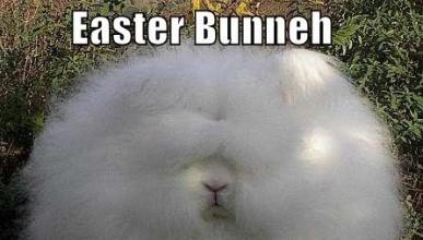 Великденски туитър