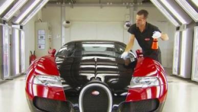 Как се прави най-бързата кола на света