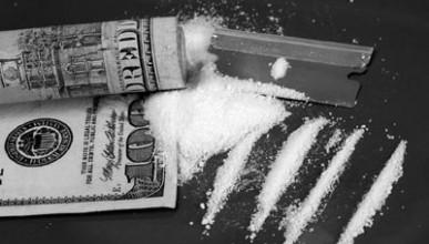 Дете пробва кокаин
