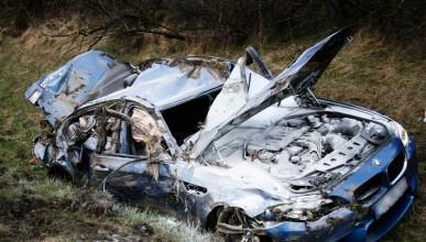 Загина BMW M5
