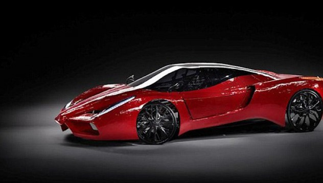 Най-икономичното Ferrari