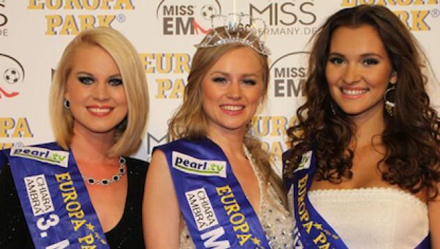Рускиня стана Мис Евро 2012
