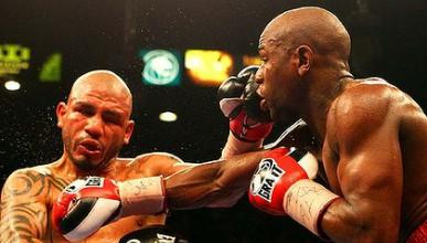 Мейуедър остана непобеден на професионалния ринг