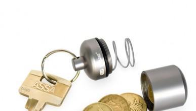 Ключодържател за стотинки
