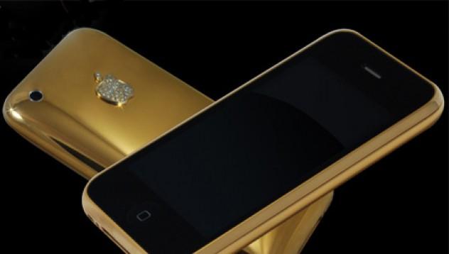 Златен iPhone