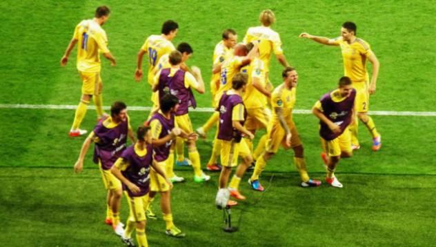 Шевченко с два гола срещу Украйна