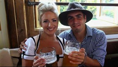 Бундестимът ще пие и пуши 3 в 1  на Евро 2012