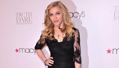 Мадона се разголи