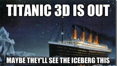 Титаник ще изчезне