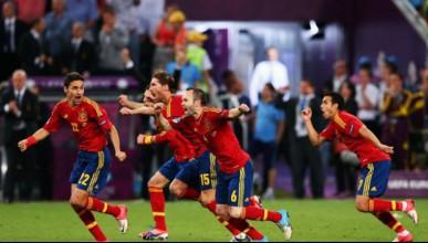 Испания на финал
