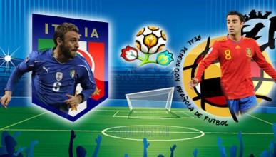 Финалът на Евро 2012