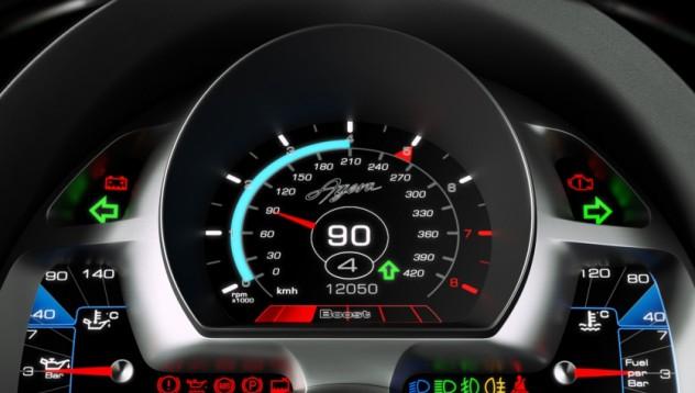 Най-бързите коли за 2013 година