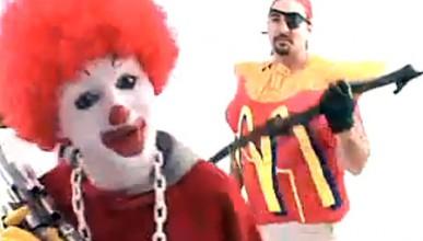 McDonalds и песните