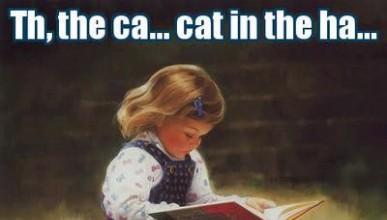 Учител не може да чете