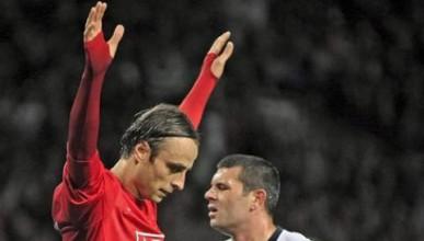 Бербатов и Милан